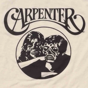 Carpenter Cinemetal TShirt